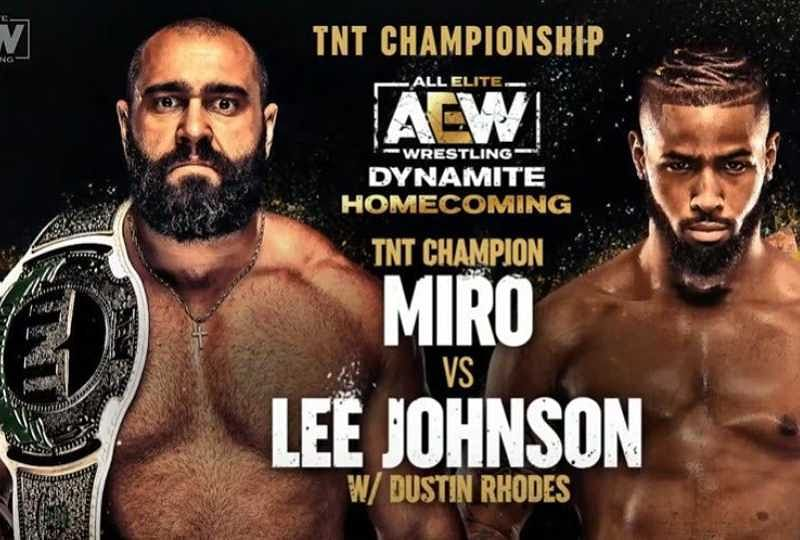 AEW Dynamite: Homecoming Live Results: AEW Dynamite Homecoming Updates & Highlights (4th August 2021)