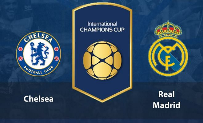 Chelsea Vs Real Madrid Live Score And Commentary ICC 2016