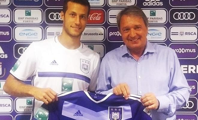 SPAJIC MOVES TO BELGIUMUros Spajic joins Anderlecht on loan from Toulouse. The player will hope toget more playing time in Belgium.