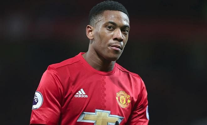 MARTIAL LINKED TO SEVILLASevilla want to sign Manchester United forward Anthony Martial on loan in January, according to reports. The La Liga outfit are on the hunt for a new attacker and have added Martial to their short list of targets. Sevilla's desire to snap up Martial on a short-term basis is boosted by the fact that he would not be cup-tied for the Champions League, which resumes in February.