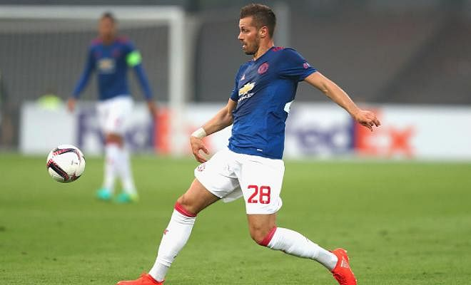 SCHNEIDERLIN HEADING TO THE SERIE-A?Inter Milan and Juventus both want to sign out-of-favour Man Utd midfielder Morgan Schneiderlin on loan when the transfer window reopens for business in January, according to reports. The France international, 27, only moved to Old Trafford last year, but has fallen down the pecking order at the Red Devils since boss Jose Mourinho took charge of the club last summer.