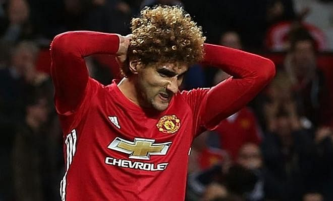 West Ham are planning to make a move for Manchester United midfielder Marouane Fellaini when the transfer window opens next month.