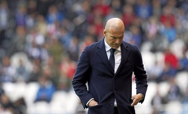 Reports - Zidane creates Madrid rift!Yes do not rub your eyes people, universally loved Real Madrid manager Zinedine Zidane is said to have caused a rift in the dressing room, with Alvaro Morata, Lucas Vasquez and Marco Asensio most unhappy with the Frenchman.Zidane allegedly stated:
