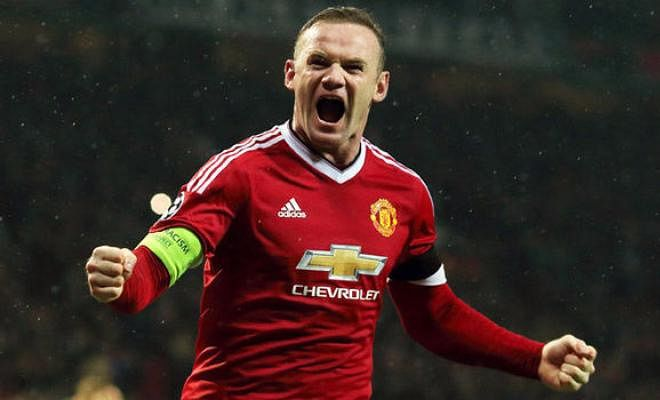 UNITED LOOKING TO AXE ROONEYManchester United are looking to sell Wayne Rooney and cut themselves off his £300,00 a week wages.