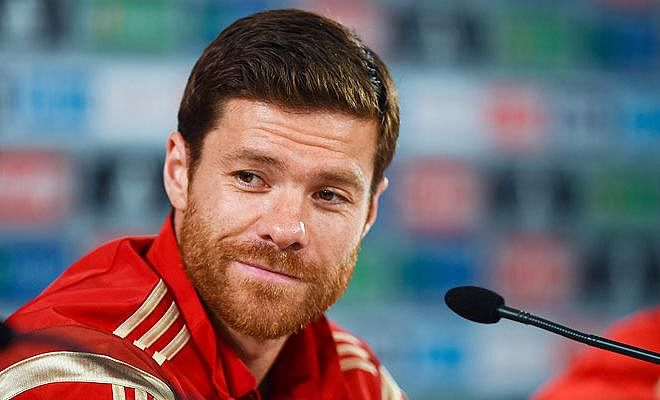 XABI ALONSO FEELS THAT MANCHESTER UNITED CANNOT AFFORD TO LOSE TO LIVERPOOLThe former Liverpool general said