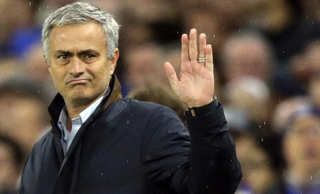 JOSE MOURINHO SAYS THAT HE IS NOT A FAN OF JURGEN KLOPP'S TOUCHLINE ANTICSThe Portuguese coach, when quizzed about Klopp's style of management from the touchline, replied by saing