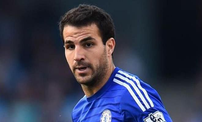CESC FABREGAS IS NOW A PROUD FATHER TO A BABY BOYChelsea midfielder Cesc Fabregas has shared his happiness after it emerged that he is now a father to a baby boy. He said on instagram