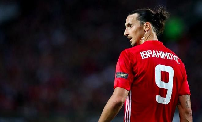 ZLATAN SAYS THAT HE SHOULD HAVE DONE BETTERManchester United striker Zlatan Ibrahimovic has said