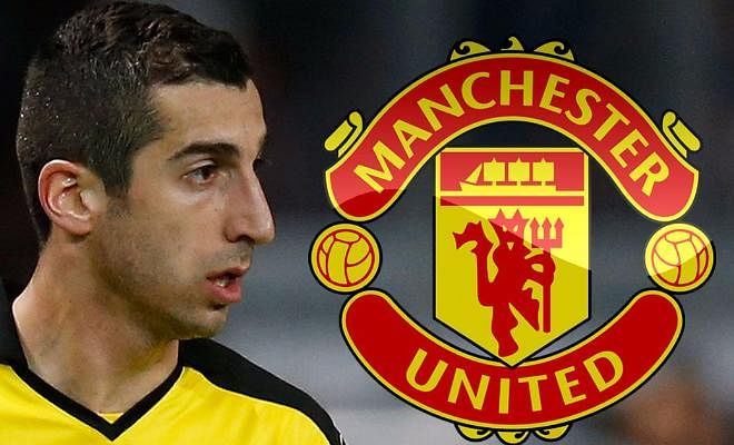 DORTMUND CHIEF SAYS MKHITARYAN'S DECISION TO JOIN UNITED WAS
