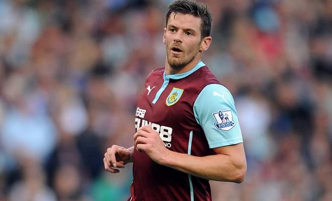 LUKAS JUTKIEWICZ TO LEAVE BURNLEY IN JANUARYBurnley have confirmed that Lukas Jutkiewicz will join Birmingham City on a 3-year contract in January for an undisclosed fee.