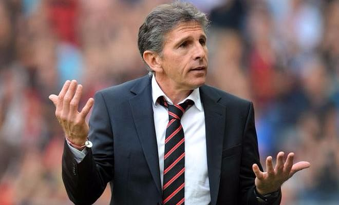 CLAUDE PUEL SAYS HE DOESN'T KNOW HIS BEST SQUADThe Southampton coach has said