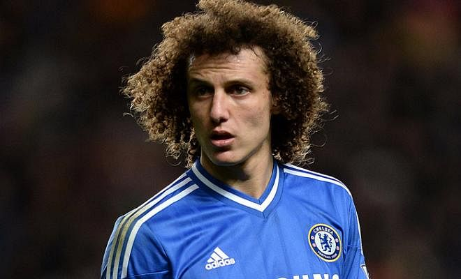 DAVID LUIZ THINKS DIEGO COSTA IS ONE OF THE WORLD'S BESTThe classy defender said