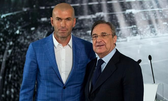 REAL MADRID DO NOT WANT A SPORTING DIRECTOR - FLORENTINO PEREZReports had it that Real Madrid manager Zidane wanted a sporting director, but President Perez is completely against it.
