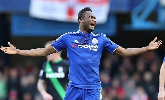 Valencia are planning to launch a bid for Chelsea outcast John Obi Mikel in January. According to sources in Spain, coach Cesare Prandelli has identified the Nigerian as his primary target and his little involvement with Chelsea under Antonio Conte could force him to seek new pastures.