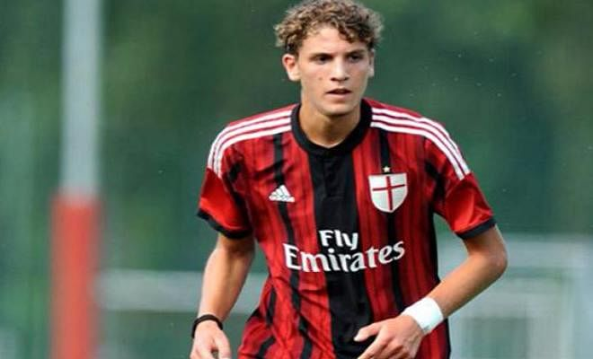 MILAN STARLET CRIED AFTER SCORING HIS FIRST GOAL FOR THE CLUBManuel Locatelli spilt tears of joy after scoring a wonder goal to open his account for AC Milan. He told the media