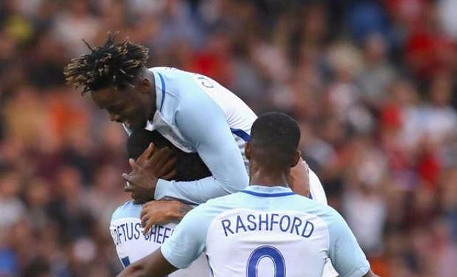 JOHN OBI MIKEL SAYS THAT CHALOBAH AND LOFTUS-CHEEK WILL PLAY FOR ENGLANDChelsea's John Obi Mikel has praised the two Chelsea youngsters, and he is sure that they will be England players soon.