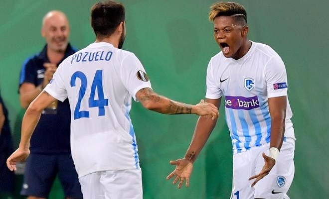 WHO SAYS JOSE DOES NOT LIKE YOUTH?According to latest reports, Manchester United have sent scouts and are very keen on acquiring the services of 19-year-old Genk winger Leon Bailey.