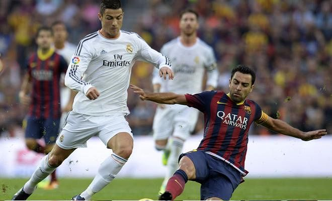 XAVI BACKS RONALDO FOR BALLON D'ORThe former Barcelona midfielder has surprised a lot of people with his claims, and he said
