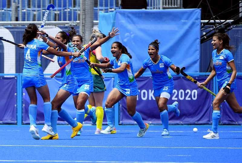 India vs Argentina women's hockey semifinal LIVE scores, commentary & updates