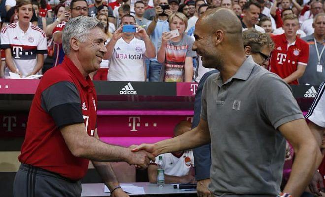 18' The change of guard at Bayern Munich