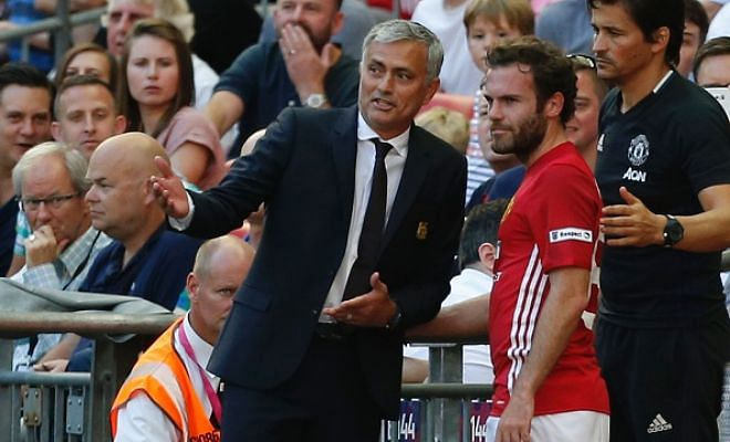 Juan Mata a stone's throw away from switching to Everton?Ronald Koeman is apparently an admirer of the Spaniard and could use the big money from John Stones deal to lure Mata away from Manchester United.
