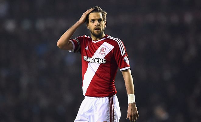 Jonathan Woodgate to .... Liverpool?!You can breathe, Liverpool fans. The former Real Madrid defender has reportedly told his current club Middlesbrough that he wants to retire at the age of 36 - and join Liverpool as a scout.