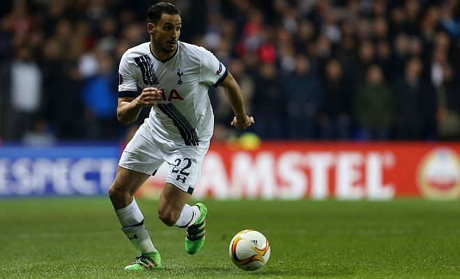 Spurs ready to oflload ChadliDaily Mirror reports that Spurs are willing to let go of Nacer Chadli for £20m with Dortmund and Swansea interested