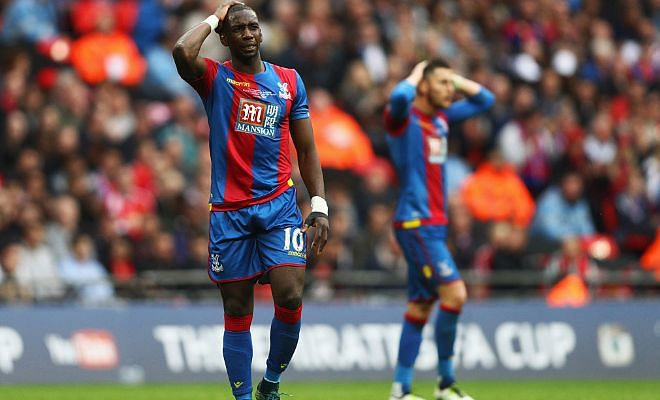 Bolasie still a part of Pardew's plansThe Palace winger has been linked with a move to Everton but manager Alan Pardew has insisted that he will be a part of the squad to face West Brom
