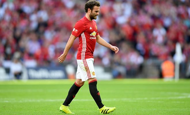 Juan Mata to Fenerbahce?After Everton interest, other clubs seem to be playing victim to Mourinho's faux pas as Fenerbahce expressed interest which could fetch him cash inflow after spending big in the transfer window.