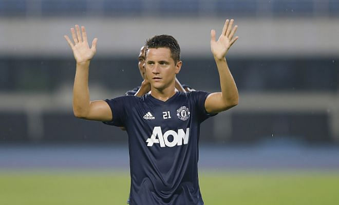 Ander Herrera could be on his way to Pogba's old home! Tuttosport reports that Manchester United's Spanish midfielder Ander Herrera could be on his way to Turin following the signing of Paul Pogba. Herrera's place in United squad has not been a permanent one in the last two year and despite that, the midfielder has contributed well to the Red Devils.