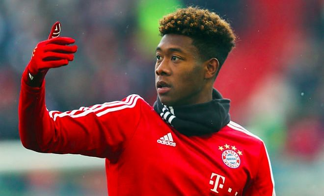 Real Madrid have been asked to raise their offer for David Alaba! More information here: Link