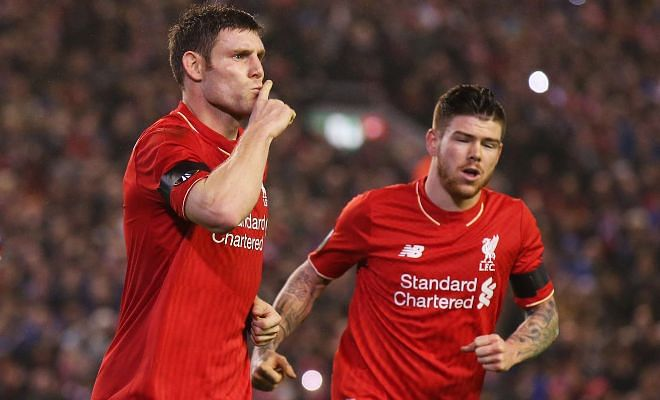 Klopp won't sign another left back!After Moreno's error-strewn performances, Liverpool won't be signing another left back. Klopp views versatile midfielder Milner as the ideal alternative to Moreno in that role and as it stands he won't be buying another full-back before the window shuts, reports the Mirror.