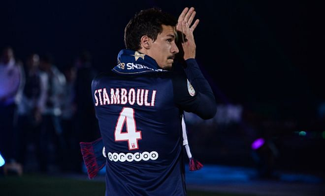 Stambouli to take call on futurePSG midfielder Benjamin Stambouli is due to choose between Real Betis & Schalke 04 in the coming hours, according to L'Équipe.