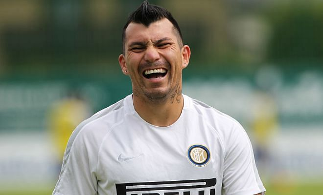 Liverpool to win a Medal? Or rather.. buy one! Liverpool are preparing to make a €15m bid for Inter Milan's holding midfielder Gary Medel, reports Corrriere della Sera. The Chilean previously played in the Premier League for Cardiff City before leaving to Italy.