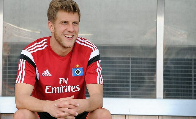 Schip heading to DarmstadtHamburg FC confirm forward Sven Schipplock is on his way to Darmstadt to have a medical.