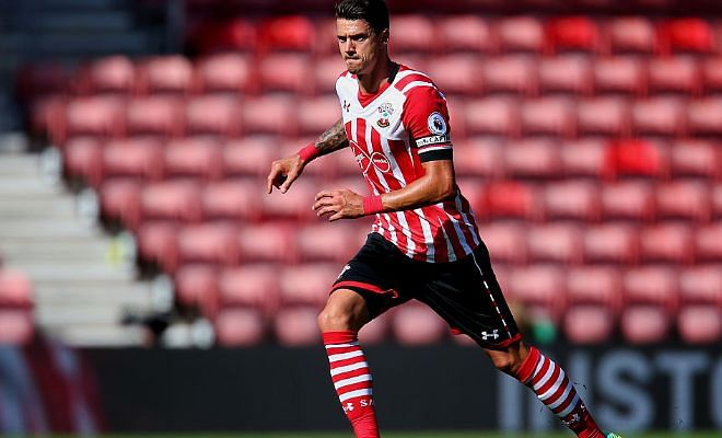 Fonte to stay at Southampton??With interest from Arsenal and Manchester United, manager Claude Puel is reportedly willing to offer Fonte a new contract to keep him at the club.
