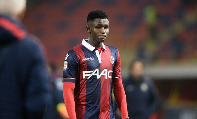Big money from a Championship cub!Aston Villa have placed a £14.7m bid for Bologna midfielder Amadou Diawara, according to reports by Birmingham Mail.
