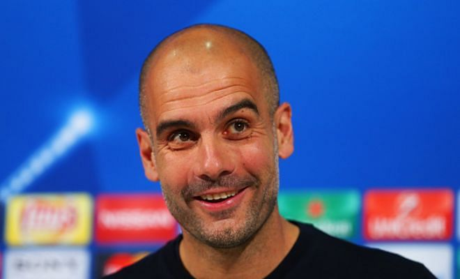 Just a week!Manchester City boss Pep Guardiola is expected to sign Claudio Bravo from Barcelona by the end of the week according to Manchester Evening News.