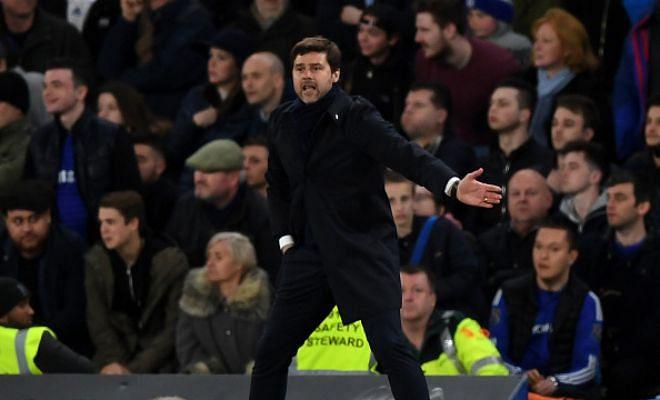 Three more players then!Tottenham manager Mauricio Pochettino has said -