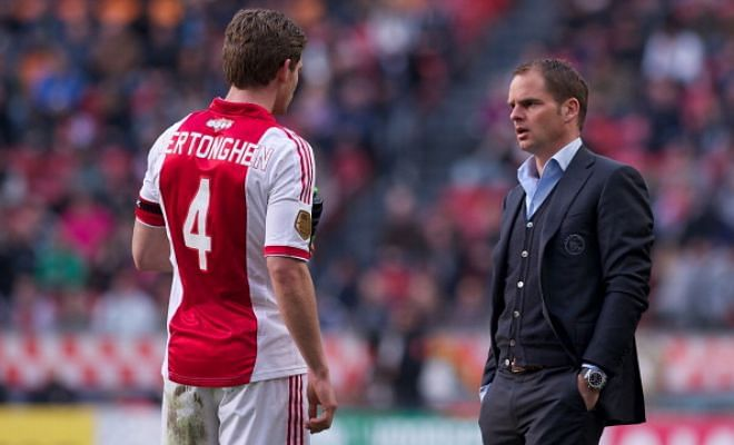 Inter coach wants reunion with Spurs defender Frank De Boer is interested in Tottenham's Jan Vertonghen, who played under him at Ajax. Inter have offered Brozovic for a swap deal but Spurs are not fully convinced.