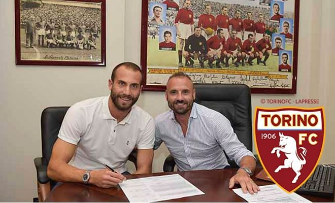 Learn something Arsenal - Torino sign second defender this summerLorenzo De Silvestri has joined Torino from Sampdoria on a permanent contract for a reported €4m.