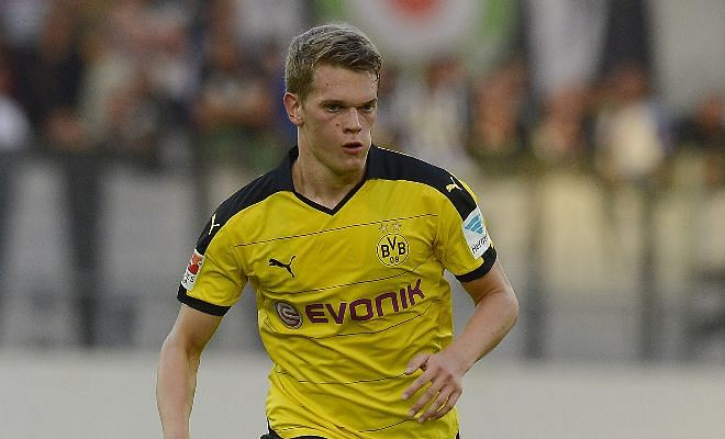 Clubs keep tabs on GinterHamburg, Wolfsburg and RBLeipzig are all interested in Dortmund's Matthias Ginter.