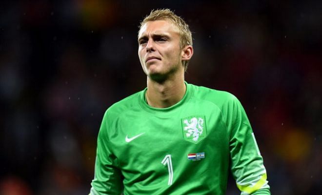 Done deal?According to reports from Dutch daily De Telegraaf, Ajax goalkeeper Jasper Cillessen has agreed a 5-year deal to join La Liga champions Barcelona. Well that should be goodbye then for Bravo, who is on the verge of making a move to Manchester City