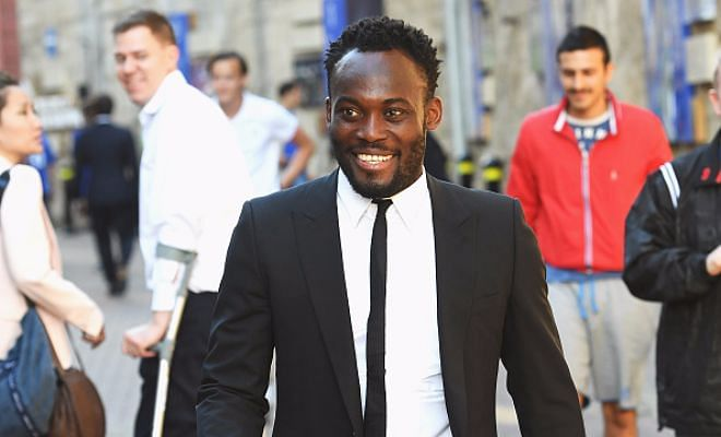 An old favourite is back at the Chelsea training groundsMichael Essien who was released by Panathinaikos earlier this year is training with Chelsea in order to maintain fitness. He is currently on the lookout for a new club and is available on a free transfer