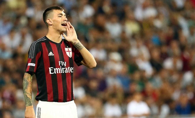 Blues see another bid rejectedAccording to Sky Italia, Chelsea offered €35 million for Alessio Romagnoli but AC Milan have rejected it.