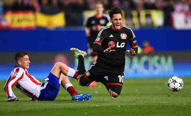ROJIBLANCOS WANT TURKEY STARAtletico Madrid are preparing a €20M bid to sign Turkish midfielder Hakhan Calhanoglu from Bayer Leverkusen. The player is one of Diego Simeone's top targets.