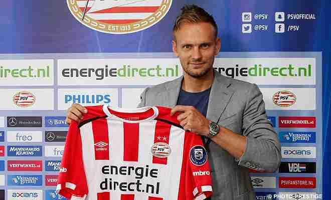 SIEM DE JONG RETURNS TO HOLLANDFormer Ajax captain Siem De Jong joins rivals PSV Eindhoven on a season-long loan from Newcastle. He returns to his homeland after being impacted by injury for two years in England, having started only four of his 22 league appearances. Ever since then, De Jong has not featured for Rafael Benitez's side since their relegation to the Championship.