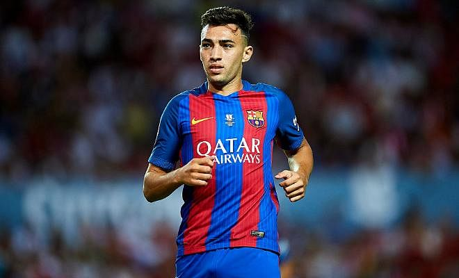 MUNIR SNUBS SPURS. PREFERS A MOVE TO CELTA VIGO!!Barcelona rising star Munir has snubbed Spurs in favour of a move to Celta Vigo. The striker is reportedly looking for a move away from the club in search of regular first team football.Spurs have been after the 20-year-old but he prefers to stay in Spain and has opened up talks with Celta