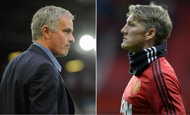 BASTI KEEN ON STAYINGBastian Schweinsteiger is still dreaming of playing for Manchester United and says he has no problems with manager Jose Mourinho. Mourinho previously made it clear that the midfielder is not part of his plans and has not featured so far this season. But despite the problems, the German veteran has said he won't stop playing football.