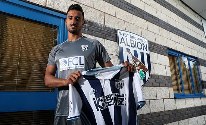 West Brom sign Nacer Chadli from Tottenham Hotspur for a club record fee of £13m.Nacer Chadli left Tottenham after three years and has joined West Brom after completing his medical on a four-year deal.